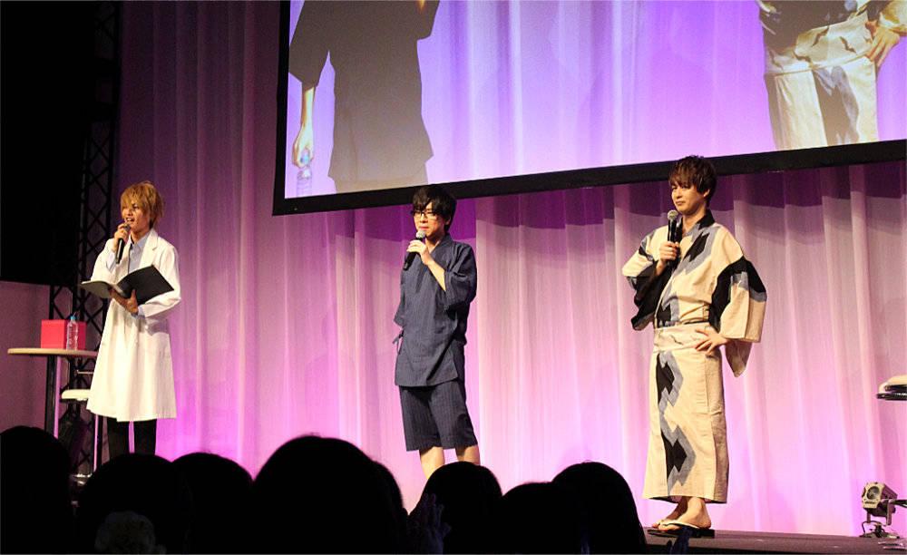 『イケメンシリーズ』5周年! 赤羽根健治さん&三浦祥朗さんによる『イケメン戦国』ステージをレポート♪