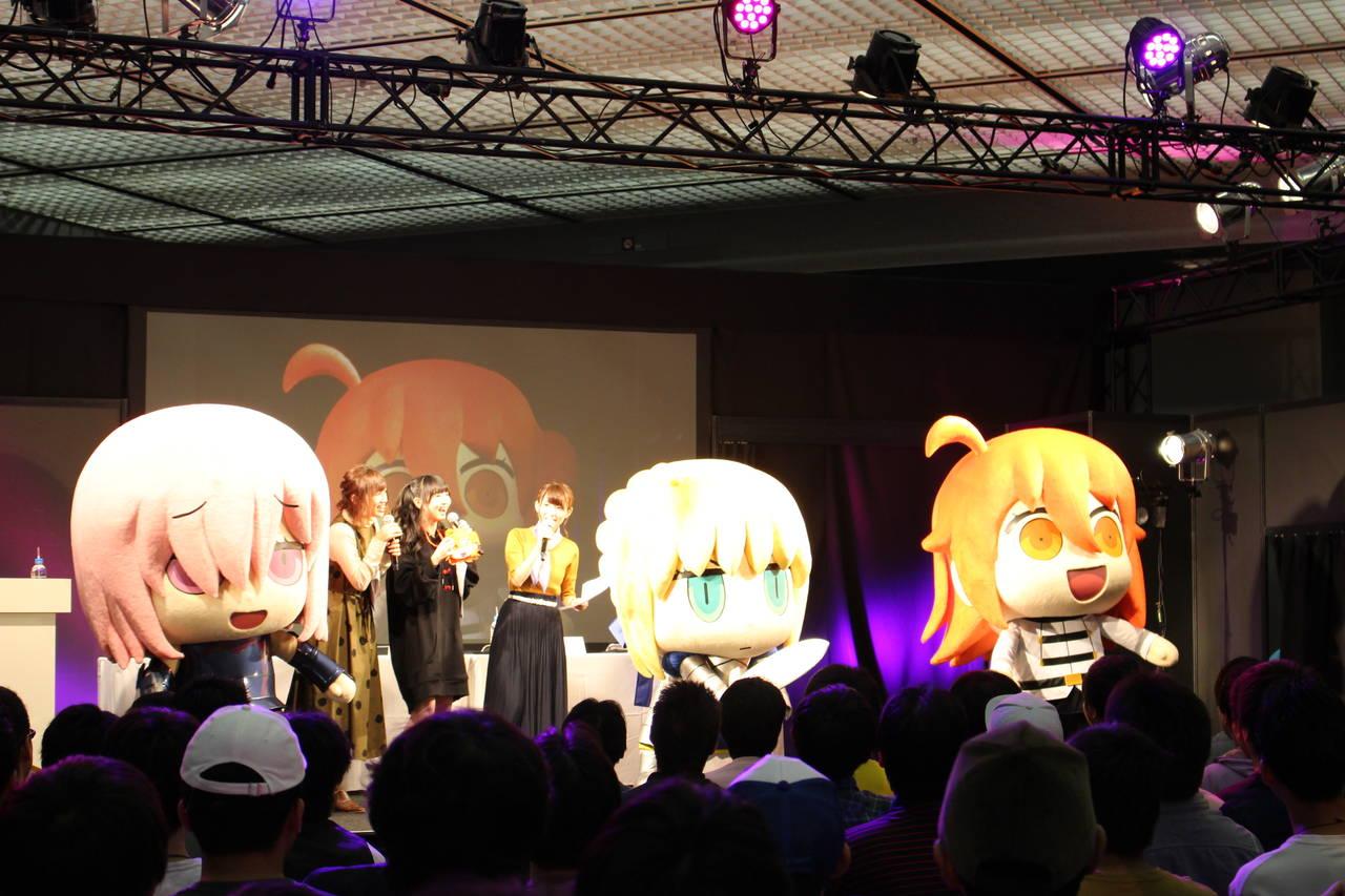 【京まふ2017】『Fate/Grand Order』エリザベート&マシュ&ニトクリスによる『FGO』女子会トーク詳細レポート!