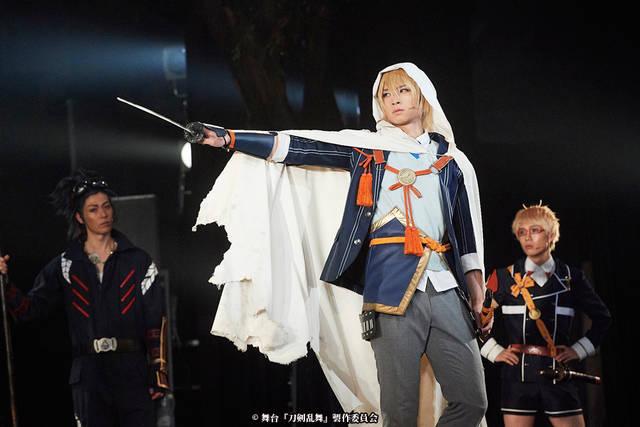 荒牧慶彦、和田雅成ら出演! 舞台『刀剣乱舞』ジョ伝 三つら星刀語り 公演写真が到着!