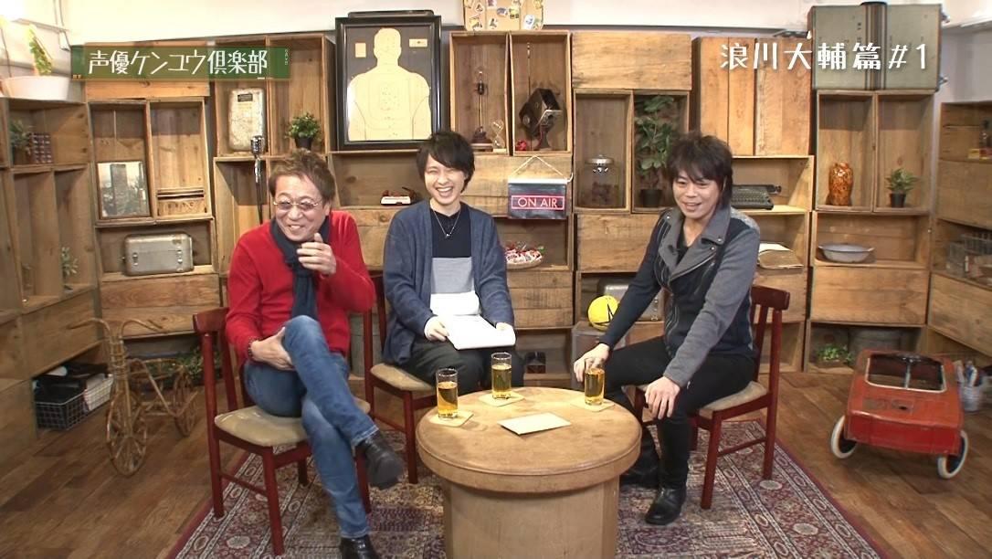 堀内賢雄、寺島惇太がMCを務める『声優ケンユウ倶楽部』12月26日(火)から配信スタート!