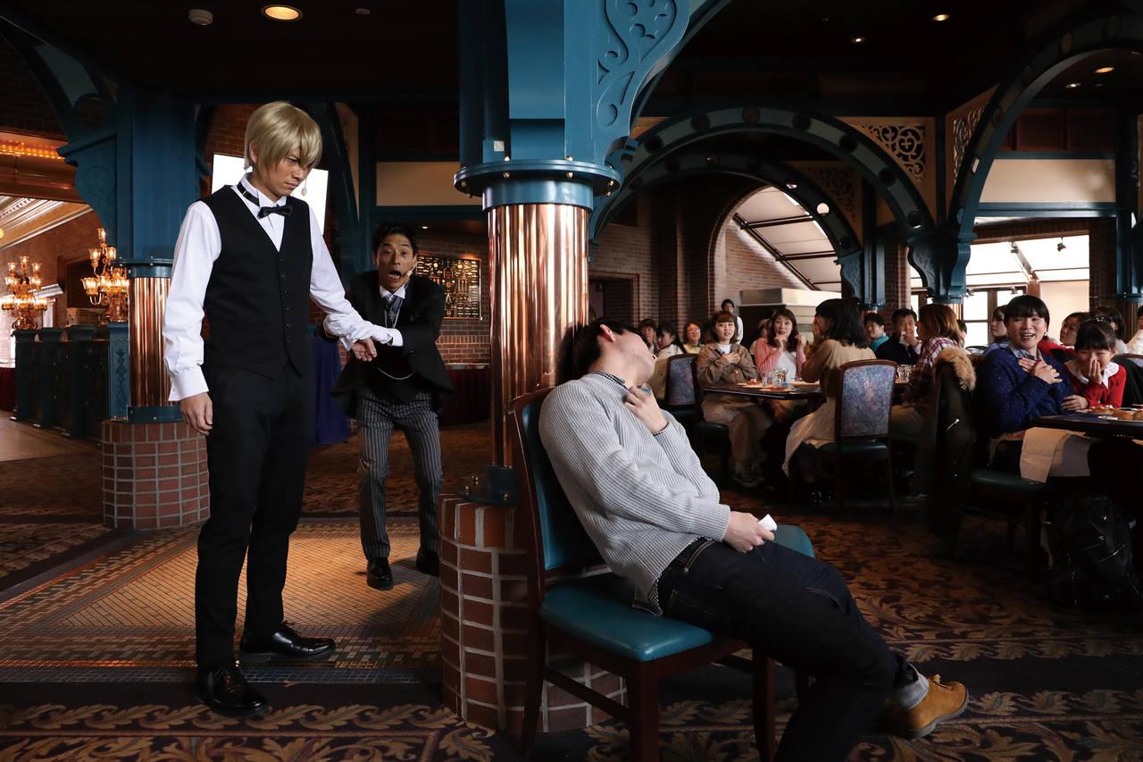USJで『名探偵コナン・ミステリー・レストラン』2/1よりグランドオープン!