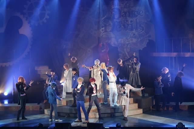 ミュージカル『Dance with Devils~Fermata(フェルマータ)~』ゲネプロレポート&キャストコメント公開!