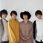 『龍よ、狼と踊れ』赤澤遼太郎さん、鎌苅健太さん、横田龍儀さん、松崎史也さんインタビュー