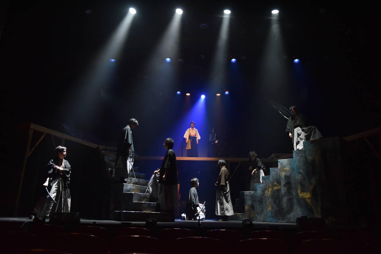 『龍よ、狼と踊れ Dragon,Dance with Wolves ~草莽の死士~』キャストコメント&ゲネプロレポート