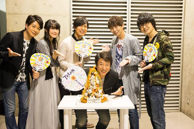 【写真追加】劇場版『夏目友人帳 ~うつせみに結ぶ~』AnimeJapan 2018スペシャルステージレポート