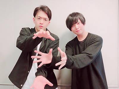 斉藤壮馬と石川界人があなたをダメにしちゃう…かも!?『ダメラジ』オフィシャルインタビュー