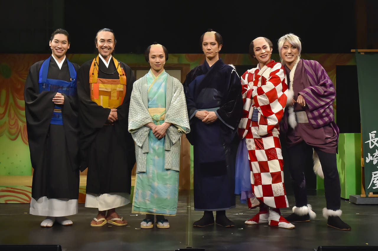 植田圭輔さん出演! 『ミュージカル「しゃばけ」参〜ねこのばば〜』キャストコメント&ゲネプロ写真公開!