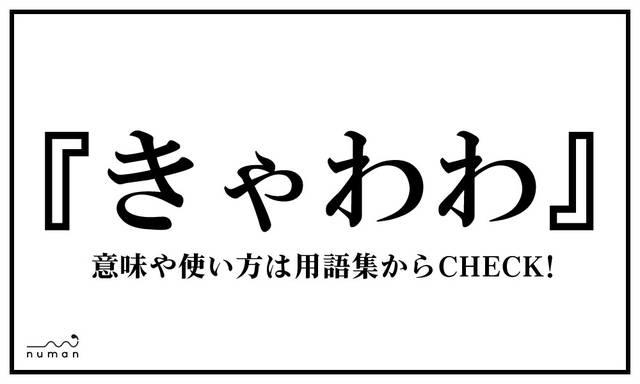 きゃわわ(きゃわわ)