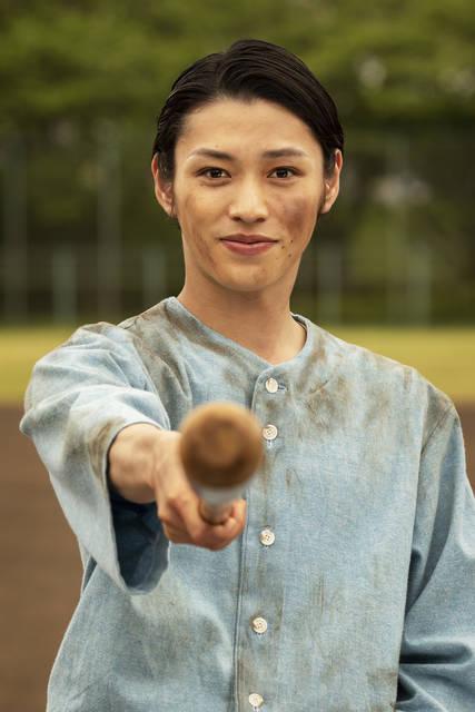 松田凌が出演決定! 安西慎太郎主演の舞台『「野球」飛行機雲のホームラン』メインビジュアルも公開