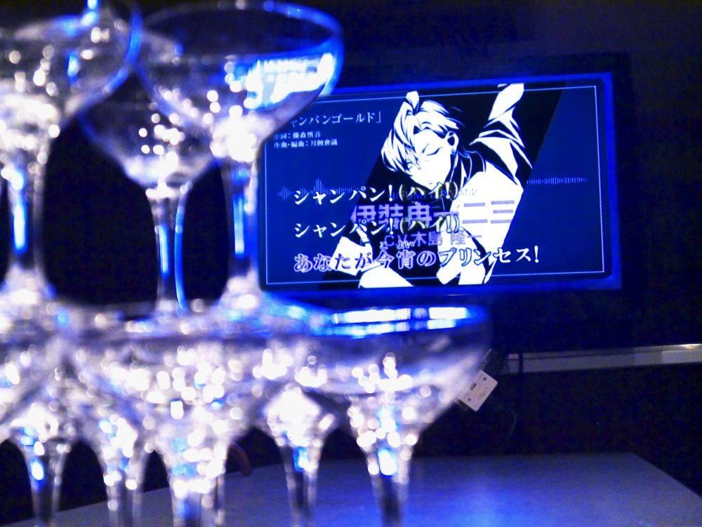 ヒプマイ|ドンペリシャンパンタワー歌舞伎町店限定SSコース体験取材レポート!
