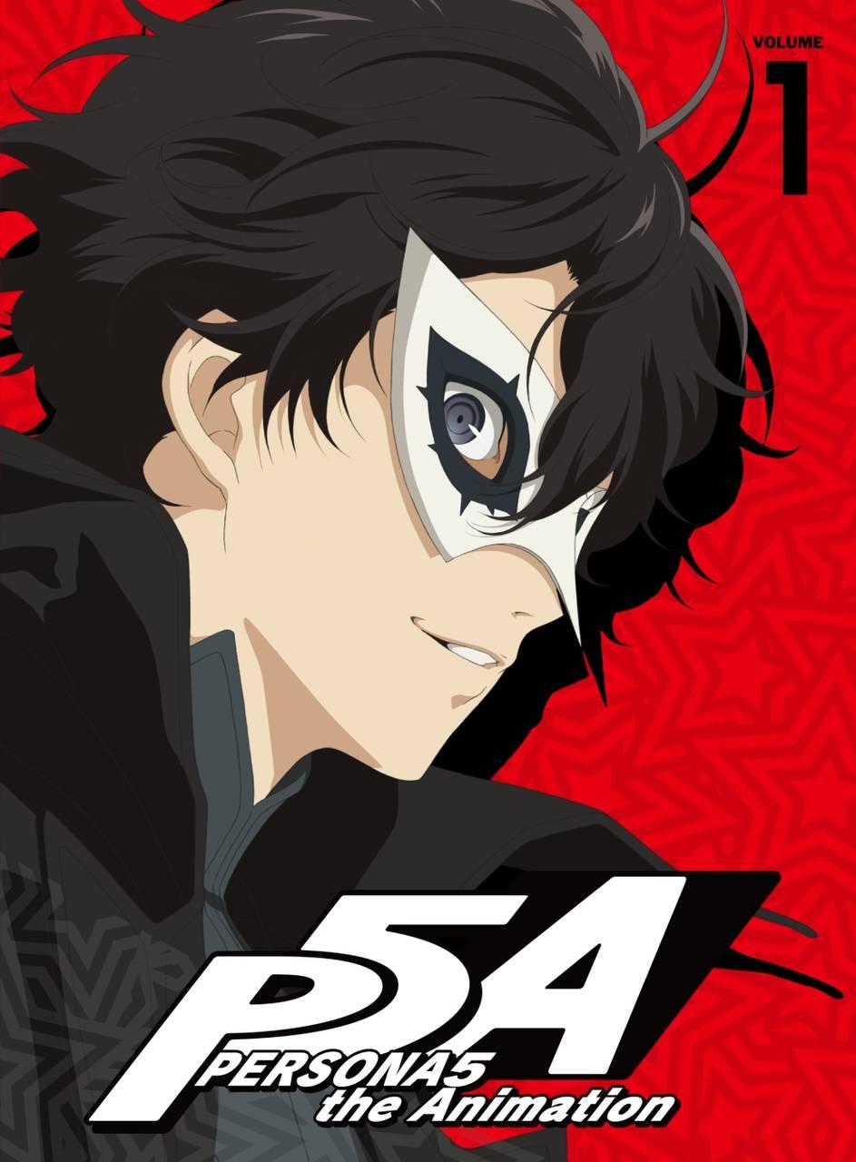 TVアニメ『ペルソナ5』Blu-ray&DVD特典イラストラフ画が公開! 第1巻特典紹介動画も♪