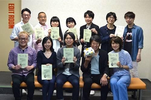 『劇場版 夏目友人帳 ~うつせみに結ぶ~』神谷浩史&井上和彦のコメントが到着!
