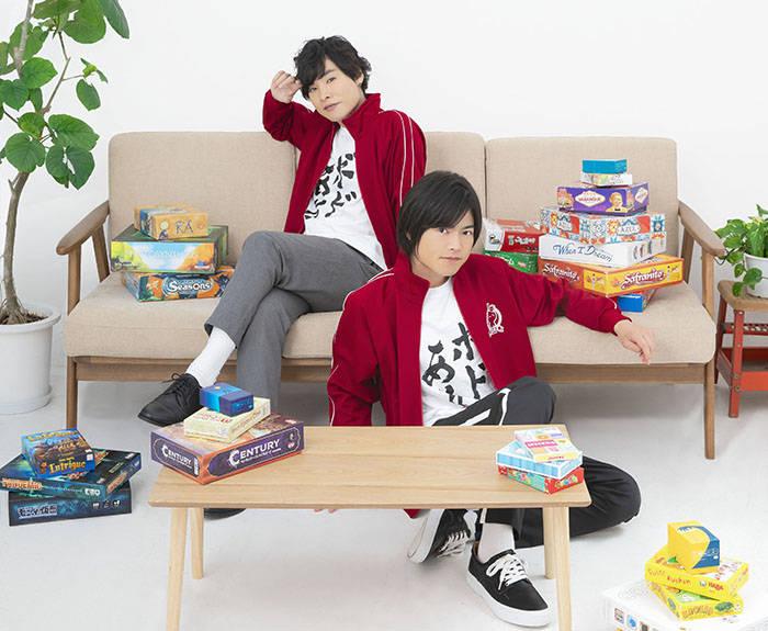 岡本信彦&堀江瞬がMC! 7月4日放送『ボドゲであそぼ』 #1のあらすじと先行カットをご紹介!