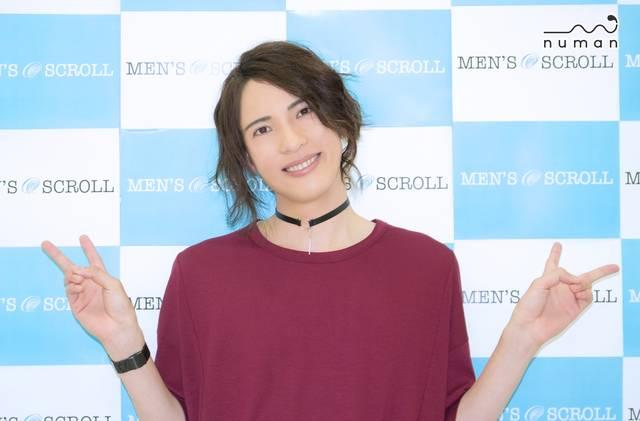 輝馬さんの魅力満載! 1stDVD「T's Movie」発売記念イベントレポート