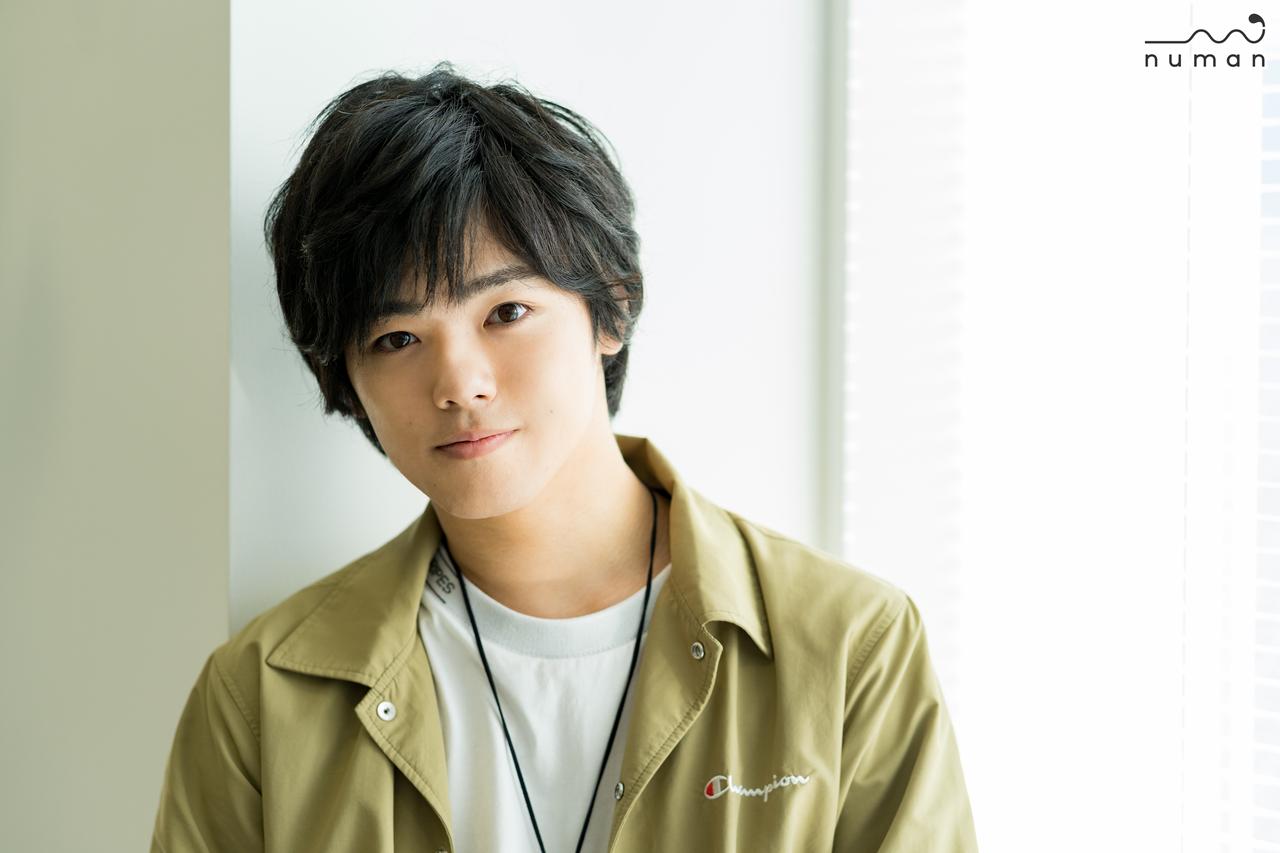【プレゼントつき☆】長江崚行インタビュー|舞台「ひらがな男子」出演!