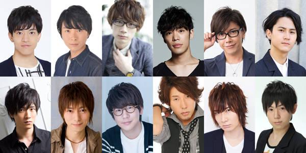 小野賢章、江口拓也など総勢12名の人気男性声優で贈る『Disney 声の王子様』シリーズ最新作リリース決定!