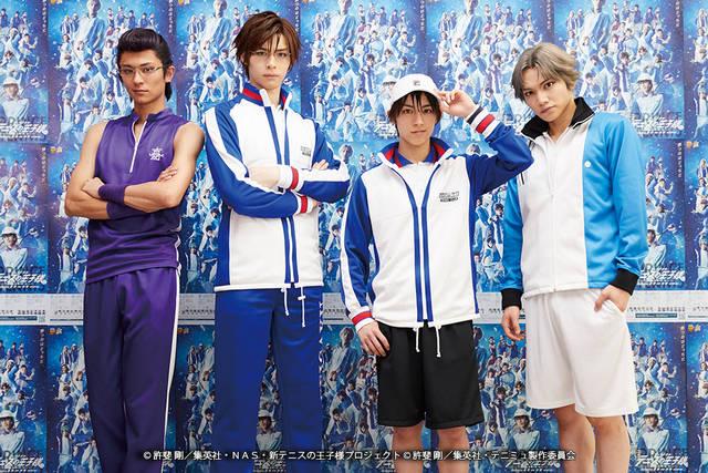 ミュージカル『テニスの王子様』3rdシーズン 全国大会 青学(せいがく)vs氷帝 開幕!|キャストコメントとゲネプロレポート