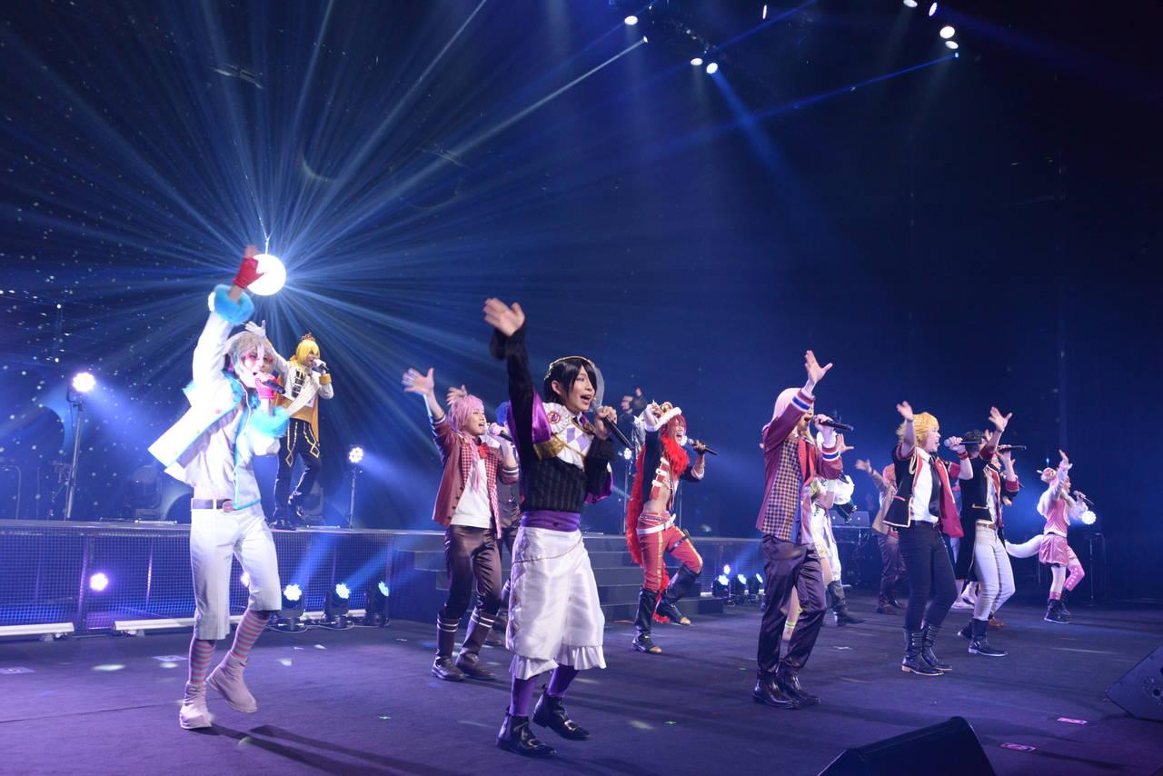 『Live!! アイ★チュウ ザ・ステージ 〜les quatre saisons〜』公式レポート到着! 2019年4月に新作上演も決定♪