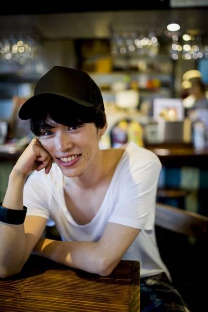 安西慎太郎、約4年ぶりの最新写真集 『時間』 9月1日(土)発売!
