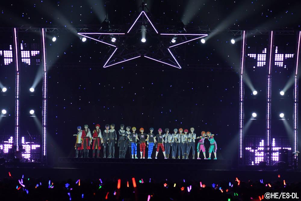 """『あんスタ!』2nd tour""""Bright Star""""オフィシャルレポートが到着! 3rdライブも決定!!"""