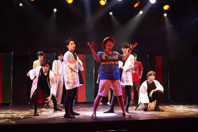 浅草軽演劇集団・ウズイチ第2期公演『シャフ』が本日開幕!若さみなぎるエネルギッシュなパフォーマンスに注目