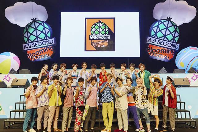 イケメン役者育成ゲーム『A3!(エースリー)』ファンミーティングで 初のライブイベント発表!