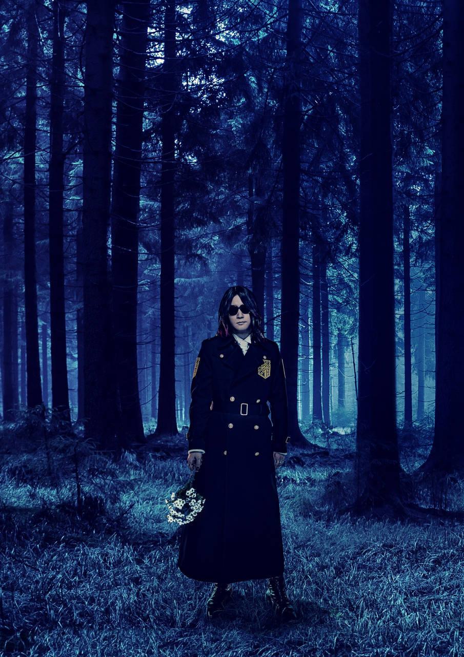 Linked Horizon 3rd Single『楽園への進撃』初回盤ジャケットついに公開!
