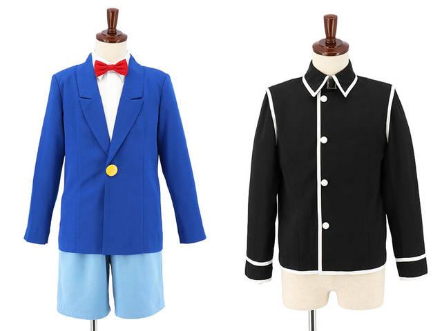 安室透と江戸川コナンのなりきり衣装が発売決定!