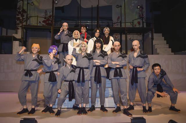 舞台『最遊記歌劇伝-異聞-』開幕! 公式フォトセッションレポート公開