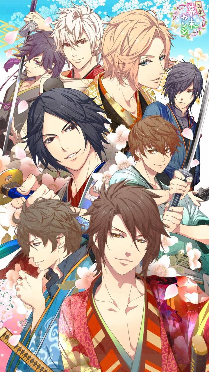 TVアニメ『BAKUMATSU』毎週木曜深夜放送スタート! アプリ『恋愛幕末カレシ』をおさらい♪【プレゼントつき】[PR]