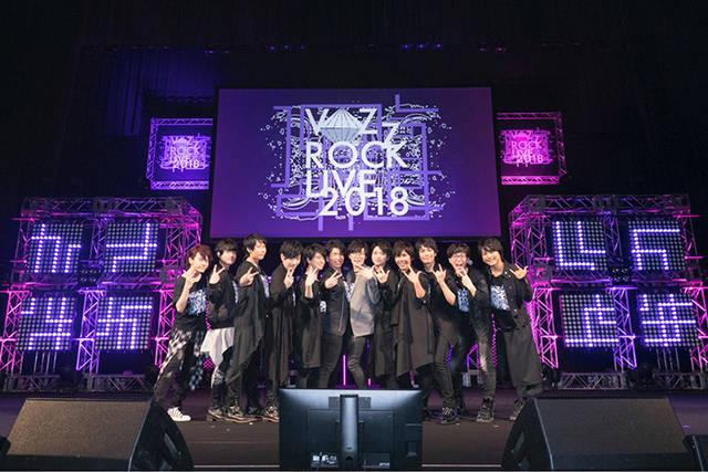 ツキプロ所属『VAZZROCK(バズロック)』初ライブのオフィシャルレポート到着!!