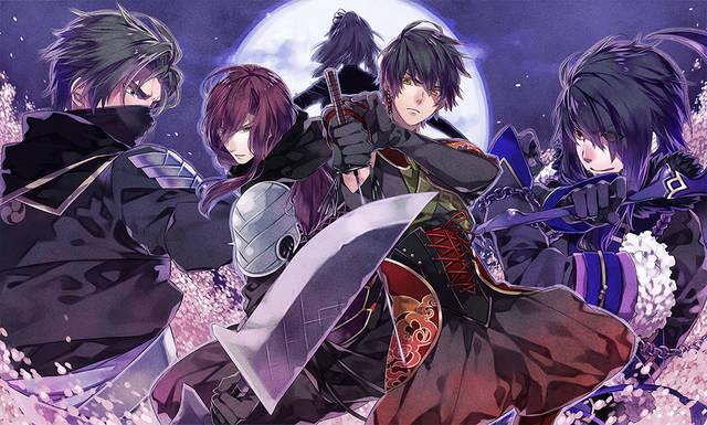 忍びの者たちの恋愛を描いた『Nightshade/百花百狼』12/20に Switch版が登場!