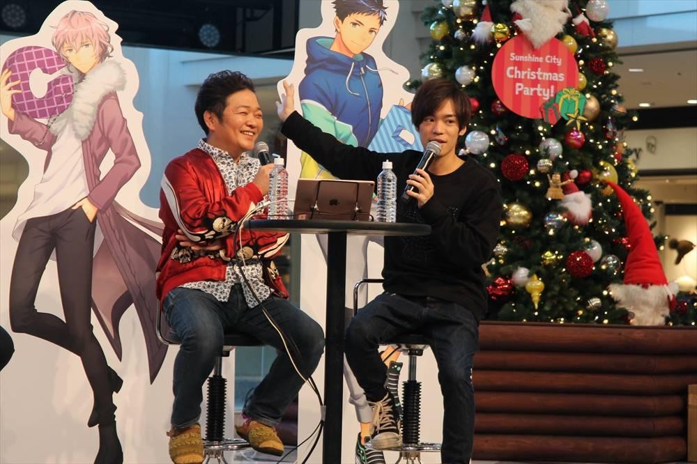 小野賢章さんらが格好良い日本語訳に挑戦!リリース時期も決定した『コロキュアル』はじめまして!AGFスペシャルステージ