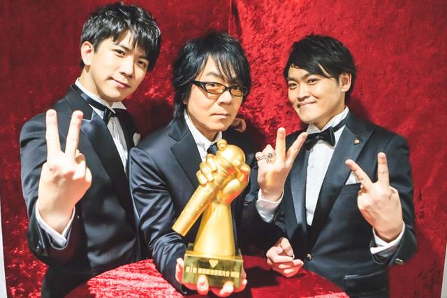 『ヒプノシスマイク』Battle Season第一回の優勝はシンジュクディビジョン! 2/27に優勝記念CDが発売!