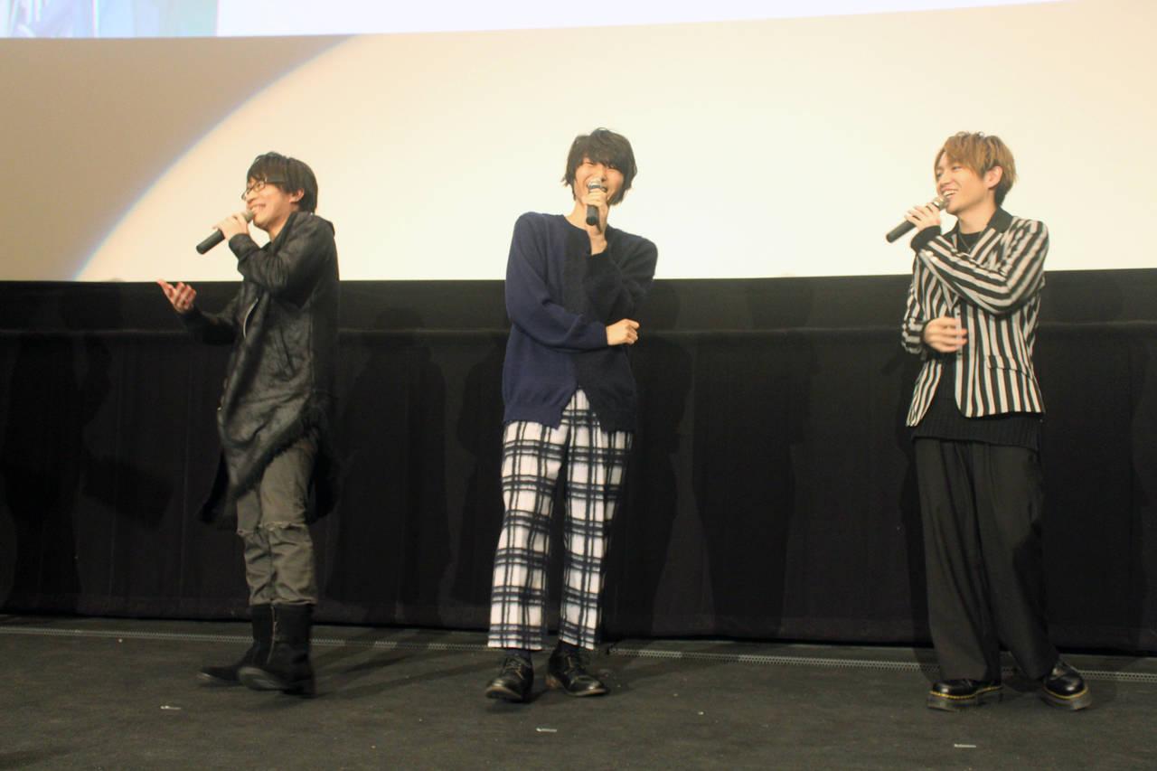 豊永利行、上村祐翔、千葉翔也トークショーも|B-PROJECTアニメ先行上映会、新たな物語の幕開け!