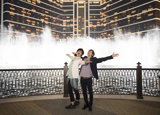 小澤 廉&横井翔二郎が香港・マカオをぶらり旅! 『たびメイト』第13話(最終回)のあらすじと先行カットが公開!!