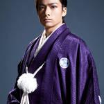 小澤廉、自身初の本格的時代劇衣装のビジュアル解禁! 音楽活劇『SHIRANAMI』1/11より上演