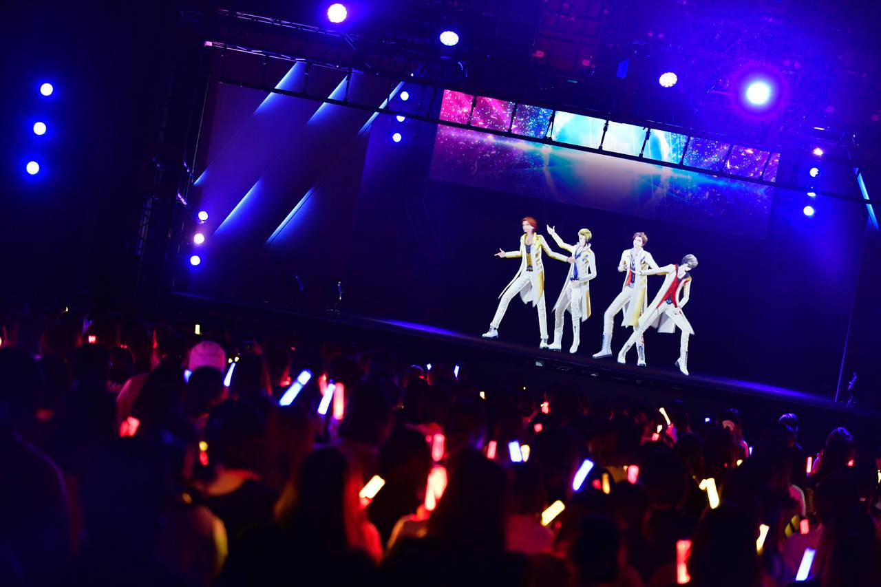 イケメンARアーティスト・ARP|『KICK A'LIVE2』ライブレポート【PART1】横浜で過去最大規模開催