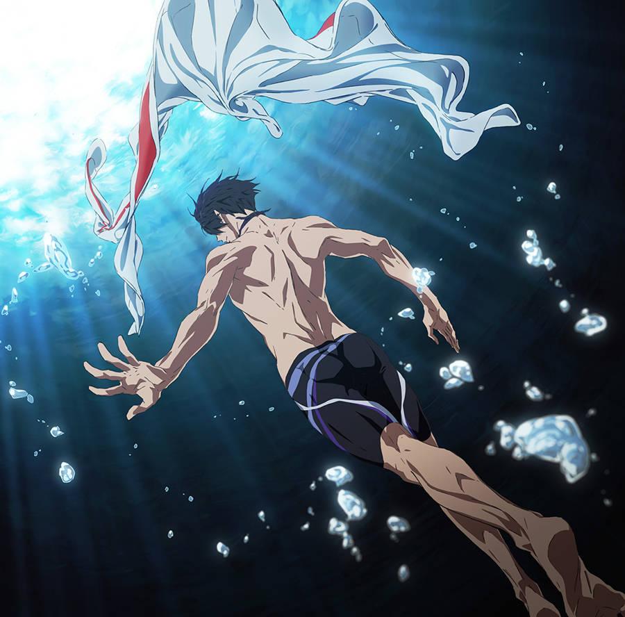 劇場版『Free!-Dive to the Future-』公開日決定!夏には完全新作も