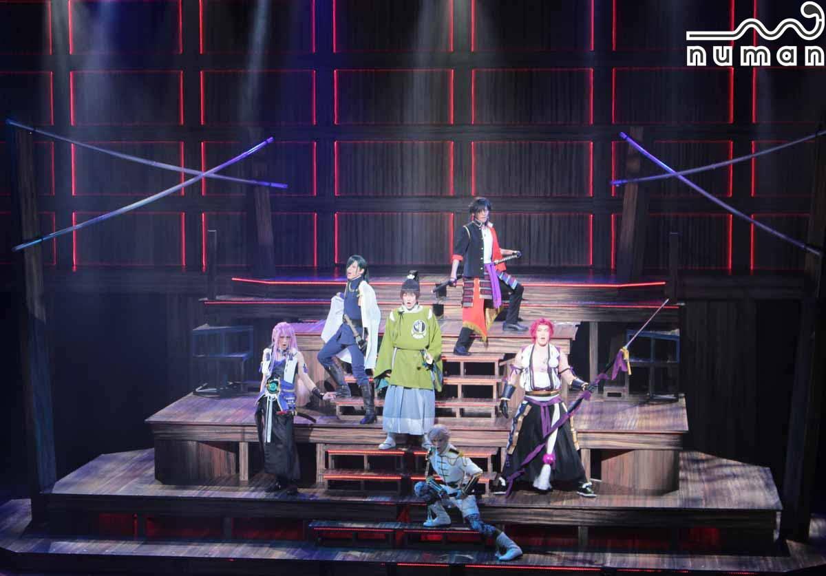 【速報】ミュージカル『刀剣乱舞』 ~三百年の子守唄~ ゲネプロ写真を公開!