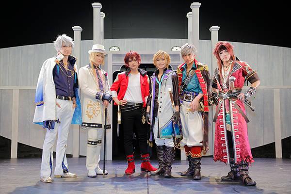 「ライブ感を楽しんで!」舞台『夢王国と眠れる100人の王子様 On Stage』|囲み会見レポート