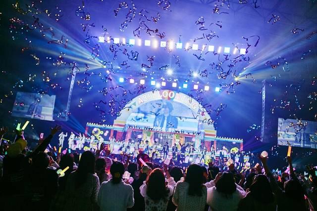 初のライブイベント!『A3! BLOOMING LIVE 2019』レポートが到着