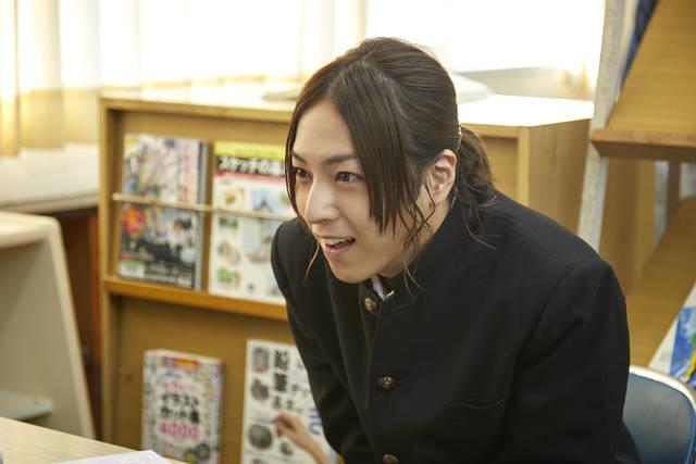 蒼井翔太が学ラン姿披露&コメント到着! 超次元革命アニメ『Dimensionハイスクール』
