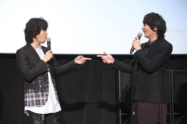 島崎信長も登壇! 映画『コードギアス 復活のルルーシュ』舞台挨拶レポート到着