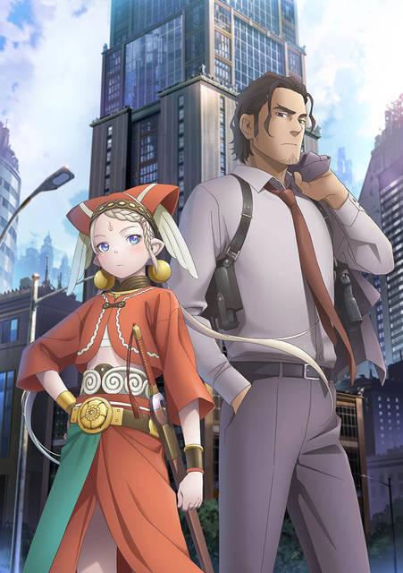 津田健次郎のコメントも到着! TVアニメ『コップクラフト』2019年夏に放送開始
