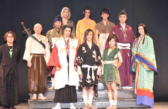 舞台「どろろ」東京開幕!鈴木拡樹 版は伝説の作品になる――有澤樟太郎らキャストコメントが到着