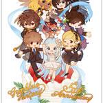 『グランブルーファンタジー』5周年記念フェアがアニメイトにて開催!