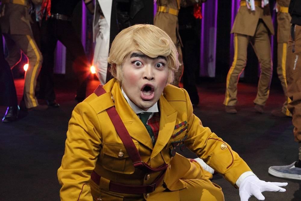 佐奈宏紀、須賀健太、細貝圭ら出演! 劇場版『パタリロ!』公開決定!! 場面写真も解禁