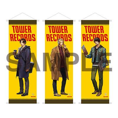 『囚われのパルマ』×TOWER RECORDS POP UP SHOP開催決定!描きおろしコラボグッズが多数展開