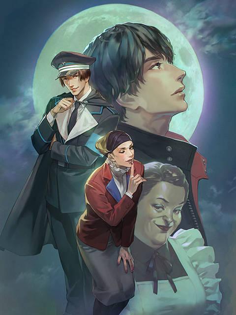 待望のサイドストーリー1「満月の約束」配信開始! 『囚われのパルマ Refrain』